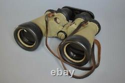 WWII German Carl Zeiss BLC 7x50 Kriegsmarine U-Boat Binoculars Original Benutzer