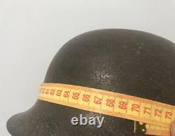 WWII German Helmet M35/68