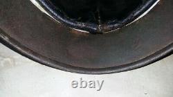 WWII German Helmet M35/NS62