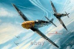 WWII German Luftwaffe Fighter Pilot EXTREMELY RARE Seat Parachute Sitzfallschirm