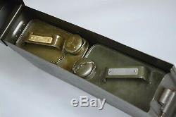 WWII German MG34 MG42 Box P-Kasten Oil Set 1941 Original WW2 Equipment