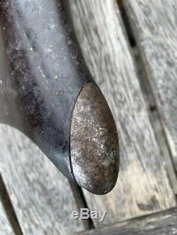 WWII German Original Bakelite Metal Tipped Mg34 Kolben