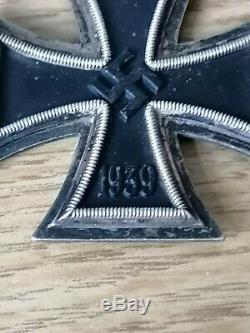 WWII German Third Reich iron cross 1939 medal original