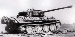 WWII Original German Tank Panzer V Panther Jagdpanther Track Link Waffen Elite