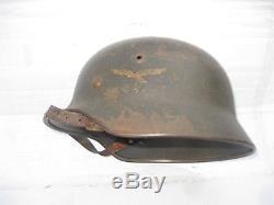 WWII Original untouched German M40 single decal luft