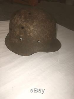 WWii original german helmet