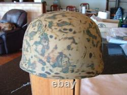 Ww11 German Paratroop / Fallschirmjager Helmet