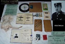 Ww2 1940 Original German Luftwaffe Pilot Personal Items