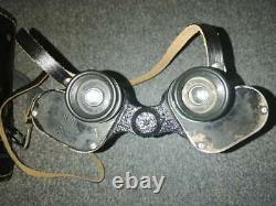 Ww2 German Combat Officers Binoculars Dienstglas 10x50
