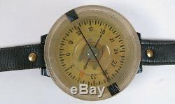 Ww2 German Germany Pilot Luftwaffe Kadlec Ak39 Navigation Wrist Compass