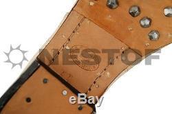 Ww2 German Jackboots Marschstiefel Repro European Made Original Nails Size 41 7