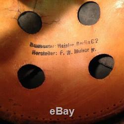 Ww2 German M38 Helmet Original Para Fallschirmjager