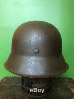 Ww2 German Original M42 Helmet