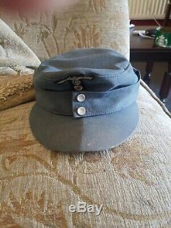 Ww2 German Original M43 Cap