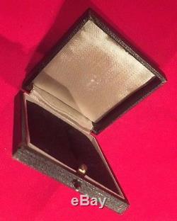 Ww2 German Ostvolk Medal 1st Class With Swords- Case Of Issue 100% Original