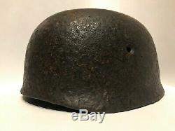 Ww2 German Paratrooper Helmet M38 Original