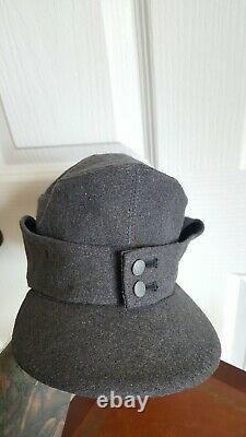 Ww2 German original M43 field cap