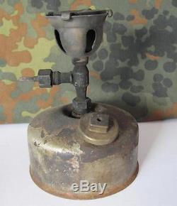 Ww2 Original German Gebrigsjager Mountain Troops Field Gas Stove Juwel