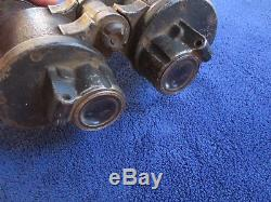 Ww2 Original German U Boat Binoculars Blc Dienstglas By Carl Zeiss