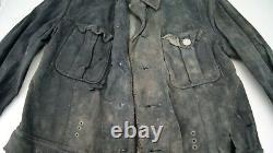 Ww2 Original German Wehr Uniform Tunic Jacket