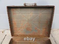 Ww2 Wwii German M24 Stick Box Case Wehrmacht Original
