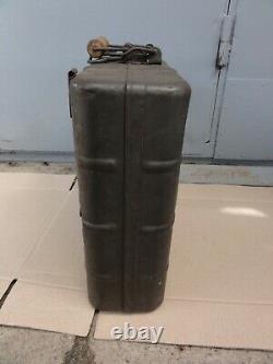 Ww2 Wwii German M24 Stick Box Case Wehrmacht Original Rare