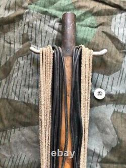 Ww2 Wwii German Stand Pole Antenna For Torn Fu D2 Wehrmacht Very Rare Original