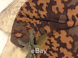 Ww2 german autumn oakleaf rev/hood original