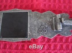 Ww2 german close combat badge(original)rare find