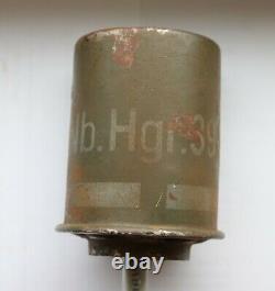 Ww2 german pioneer top can (Nb smoke)