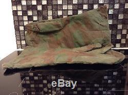Ww2 german rev/camo sniper gloves original