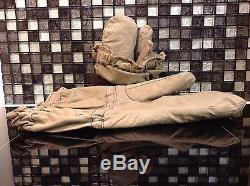 Ww2 german sniper gloves, eastern front, ponyfur lined. Original
