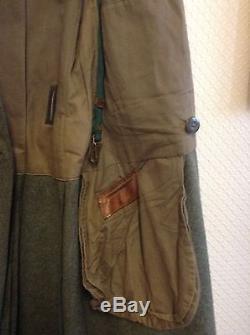 Ww2 german sonderfuhrer greatcoat original