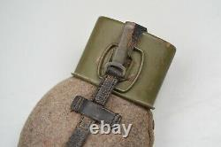 Wwii German Model 1931 Canteen Complete & Excellent