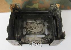 Wwii Original German Wehrmacht Field Stove Esbit Drp Rare