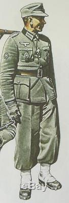 Wwii Original German Wehrmacht Gebrigsjager Mountain Troops Canvas Gaiters
