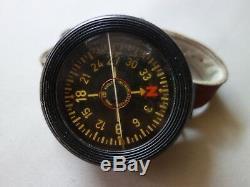 Wwii Ww2 German Pilot Luftwaffe Kadlec Ak39 Navigation Wrist Bakelite Compass